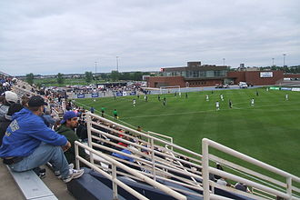 Minnesota Thunder - The Thunder host the Kansas City Wizards at the National Sports Center.