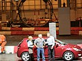 Tiff Needell and Vicki Butler from The Fifth Gear at Top Gear Live (Ank Kumar) 05.jpg
