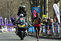 Tiki Gelana during 2013 London Marathon (2).JPG