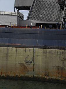 Tim S. Dool moored at the Redpath Sugar Refinery -j.jpg