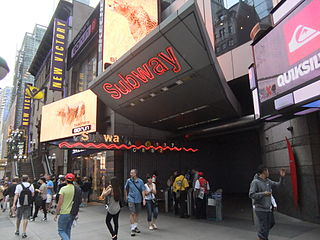 Times Square-42nd Street Entrance.JPG