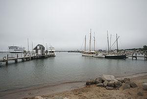 Tisbury, Massachusetts - Vineyard Haven Harbor