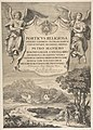 Title Page for Porticus Religiosa MET DP817155.jpg