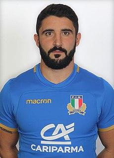 Tito Tebaldi Italian rugby union player