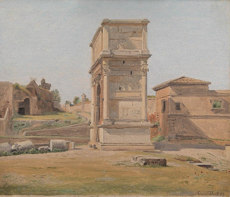 Titusbuen i Rom