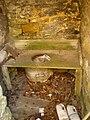 Toilets at Throstle Bower Graveyard - geograph.org.uk - 1070221.jpg