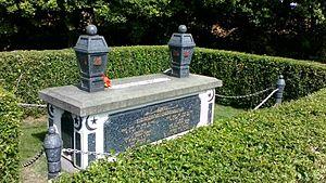 Yusof Ishak - Tomb of President Yusof Ishak at Kranji State Cemetery