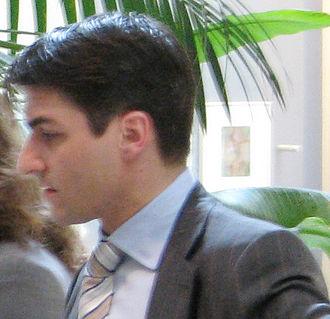 Tommy Davis (Scientology) - Davis in 2009