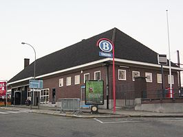 Station Tongeren Wikipedia