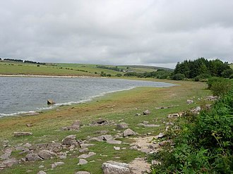 Bodmin Moor - Siblyback Lake