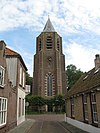 Johannes Evangelist: vrijstaande kerktoren