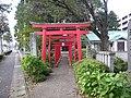 Torii of Kyozuka-Inari-jinja, Otawara, Tochigi.jpg