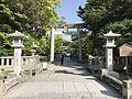 Torii of Munakata Grand Shrine (Hetsu Shrine) 3.jpg