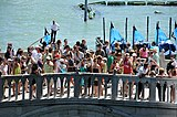 Tourists on the Ponte della Paglia Venice.jpg