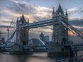 Tower Bridge at dusk (10029156076).jpg
