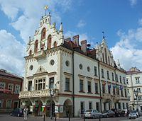 Town Hall in Rzeszów 2012.jpg