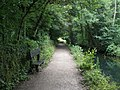 Towpath, Cromford Canal - geograph.org.uk - 1408692.jpg