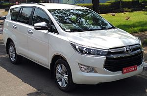 Toyota Kirloskar Motor - Toyota Innova Crysta