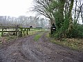 Track leading to Horsehead Farm - geograph.org.uk - 328670.jpg