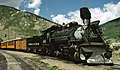 Train by the Durango and Silverton Narrow Gauge Railroad.jpg