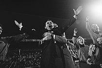 Trainer Boskov (FC Den Haag) juichend, Bestanddeelnr 927-9293.jpg