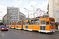 Tram in Sofia near Macedonia place 2012 PD 047.jpg
