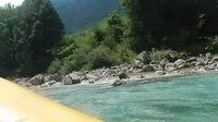File:Travel video - Rafting Slovenia - Soca river - outdoor adventure.webm