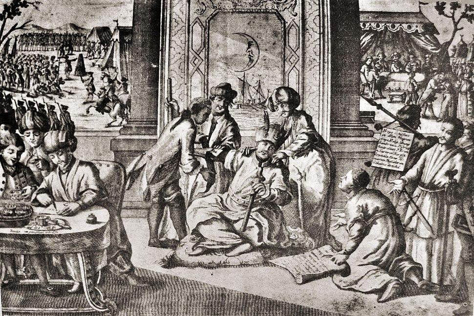 Treaty of Küçük Kaynarca 1774