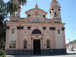 Tremembé - Image: Tremembe Igreja Matriz