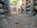 Trenches at Gallipoli 2004 OIC.jpg
