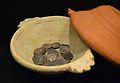 Tresor trobat al carrer Fos, ocultat durant la guerra de Successió, museu d'Història de València.JPG