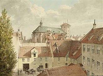 Heinrich Gustav Ferdinand Holm - Image: Trinitatis Church Heinrich Gustav Ferdinand Holm