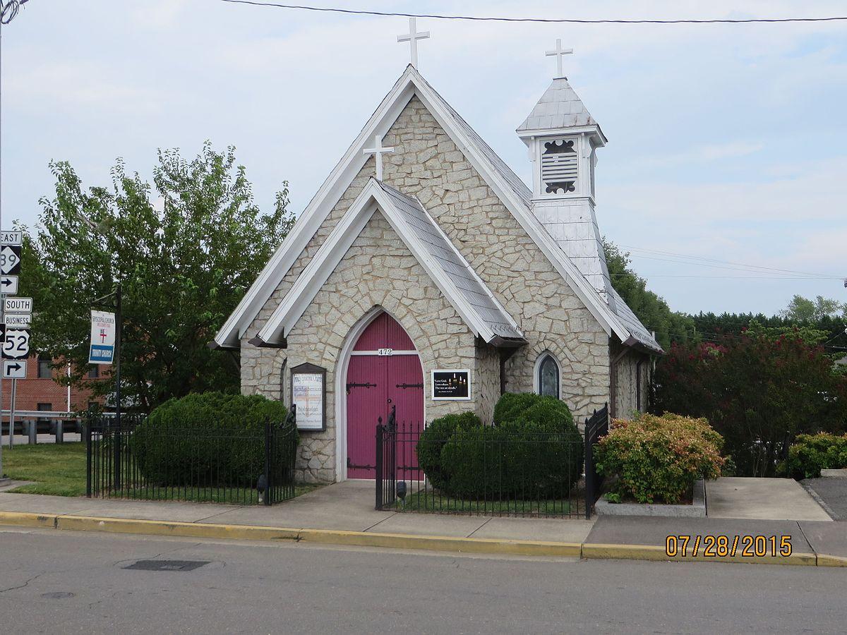 Trinity Episcopal Church Mount Airy North Carolina