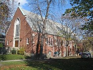 Sherbourne Street, Toronto - Image: Trinity Evangelical Lutheran Church, Toronto