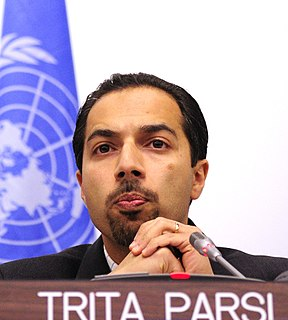 Trita Parsi Founder, National Iranian American Council