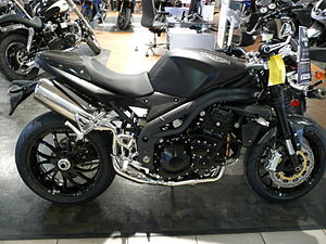 Triumph Speed Triple - 2009 Triumph Speed Triple 1050