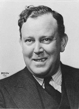 Trygve Lie - Trygve Lie in 1938
