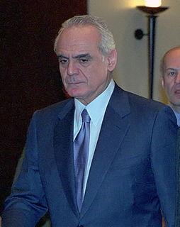 Akis Tsochatzopoulos Greek politician, ex-minister