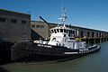 Tugboat Delta Deanna at the dock in San Francisco, California.jpg