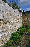 tuinmuur, erosie van mergelblokken, detail - 20000167 - rce