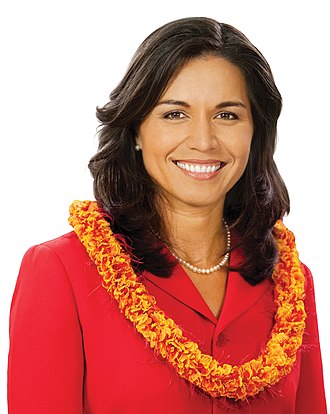 Tulsi Gabbard - Gabbard in January 2012