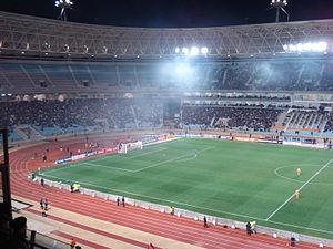 Sport in Tunisia - Stade Olympique de Radès