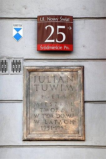 Warszawa W Literaturze Wikiwand