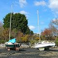 Two boats at Trevissome (2419205402).jpg