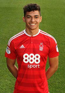 Tyler Walker (footballer) English footballer