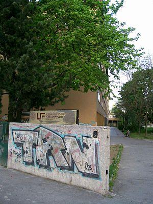 Faculty of Teacher Education, University of Zagreb - Faculty of Teacher Education's building is located in the Savska street in central-southwest Zagreb.
