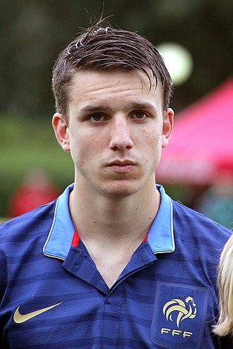 Adrien Hunou - Image: U 19 EC Qualifikation Austria vs. France 2013 06 10 (133)