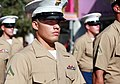 U.S. Marines with the 3rd Platoon, Lima Company, 3rd Battalion, 3rd Marine Regiment, Marine Rotational Force-Darwin march in an Anzac Day parade in Palmerston, Australia, April 25, 2013 130425-M-AL626-010.jpg