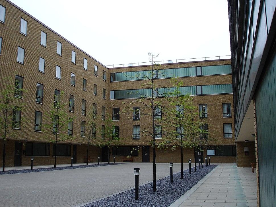 UCL Frances Gardner House