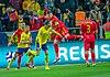 UEFA EURO qualifiers Sweden vs Romaina 20190323 Duell.jpg